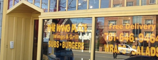 Whatta Wing! is one of Boston's best buffalo wings.