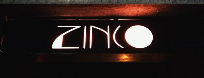 Zinco Jazz Club is one of Mis lugares preferidos.