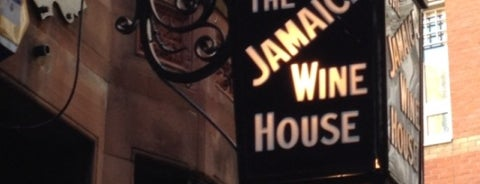 The Jamaica Wine House is one of BMAG's Pubs.