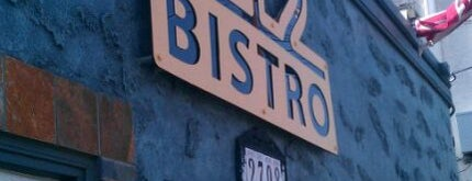 212 Bistro is one of Long Beach Eats.