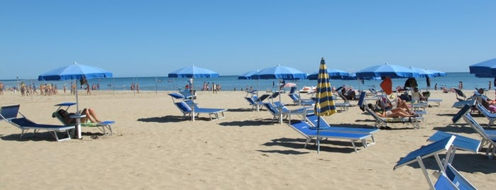 Bagno Gustavo 151 Miramare is one of Guide to Rimini's best spots.