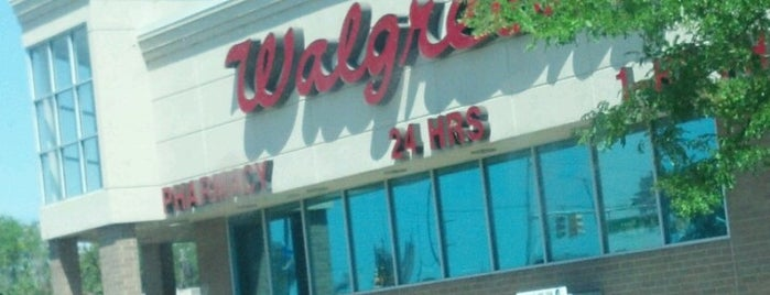 Walgreens is one of Top picks for Drugstores or Pharmacies.