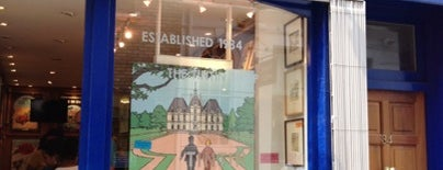 The Tintin Shop is one of LDN.