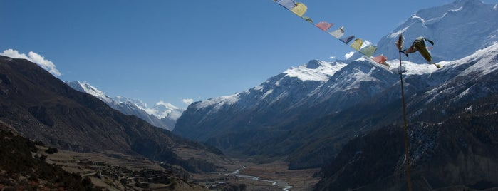Annapurna is one of Destination of the Day.