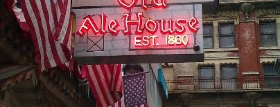 McGillin's Olde Ale House is one of PA Shooflyer.