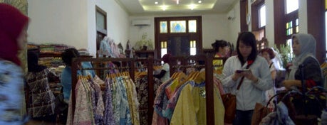 Batik Lu-Za is one of Pekalongan World of Batik.