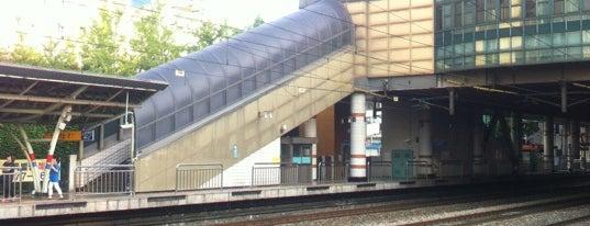독산역 (Doksan Stn.) is one of Subway Stations in Seoul(line1~4 & DX).