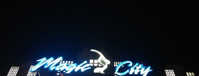 Magic City is one of Nightlife....