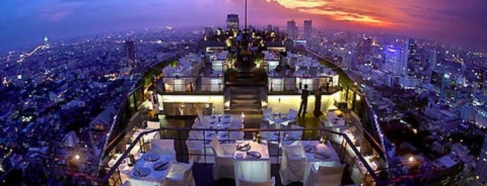 Vertigo is one of Bangkok.