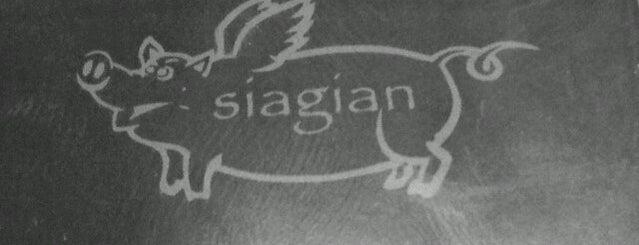 Lapo Siagian is one of Napak Tilas Perjalanan N9.