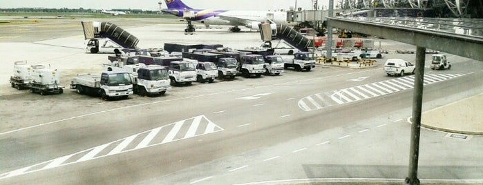 Gate A1C is one of TH-Airport-BKK-1.