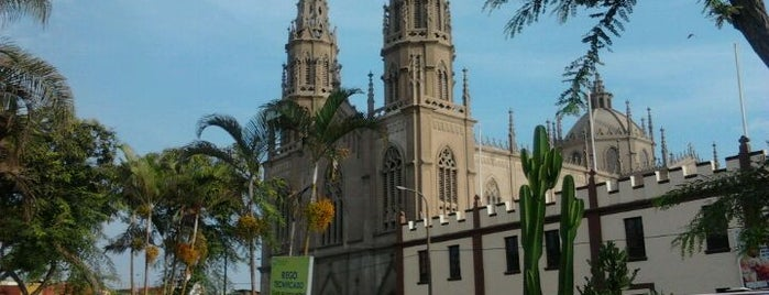 Parque San José is one of lugares donde voy :-).