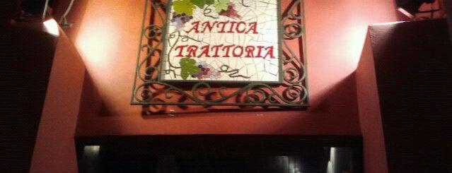 Antica Trattoria is one of Restaurantes.