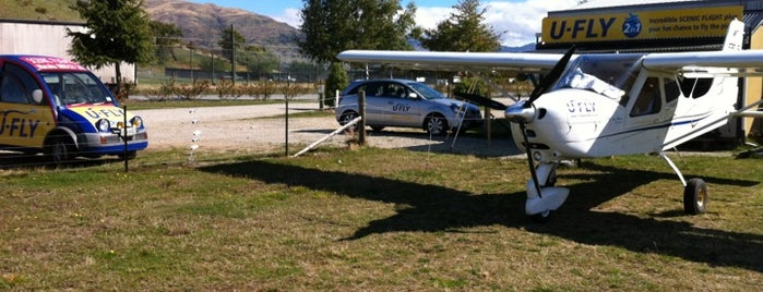U-Fly Wanaka is one of Fun Group Activites around New Zealand.