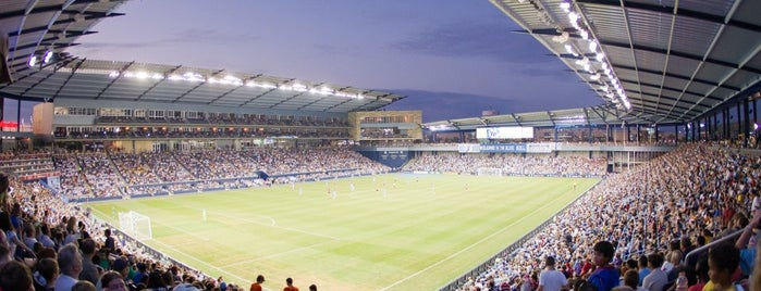 Sporting Kansas City Offices is one of Sporting KC on foursquare.