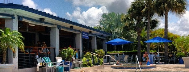 Ozona Blue is one of Restaurants.