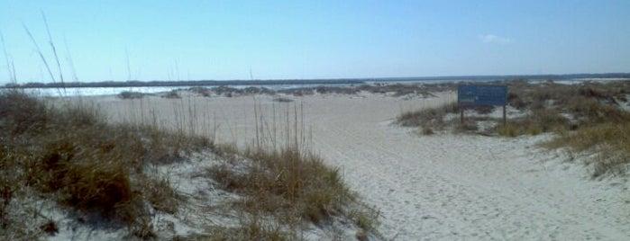 Wrightsville Beach Gazebo is one of Gary's List.