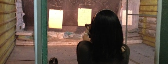 Jethro Shooting Range is one of Metro Manila.