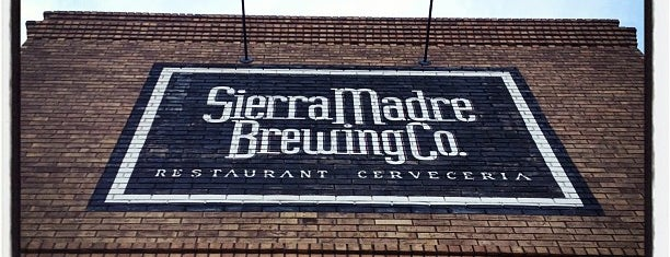 Sierra Madre Brewing Co. is one of Bars in Mty.
