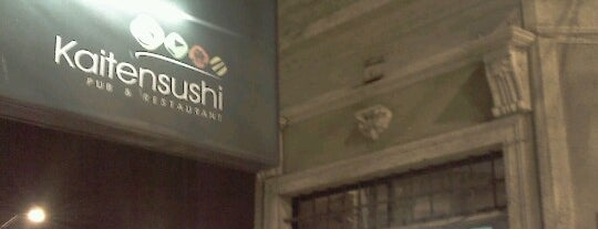 Kaiten Sushi is one of me gusta me gusta.