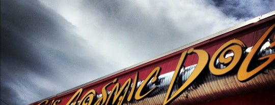 Jack's Cosmic Dogs is one of The 10 best value restaurants in Charleston, SC.