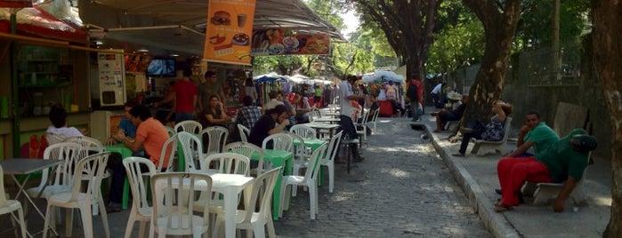 Rua do Lazer is one of Recife.