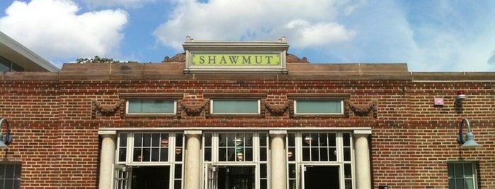 MBTA Shawmut Station is one of Boston MBTA Stations.