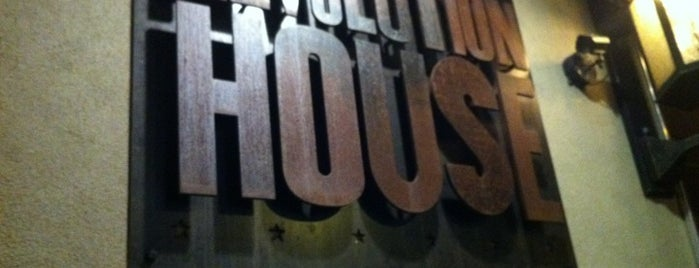Revolution House is one of Bars.