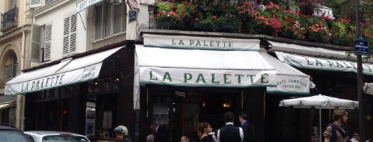 La Palette is one of Bars / Pubs.