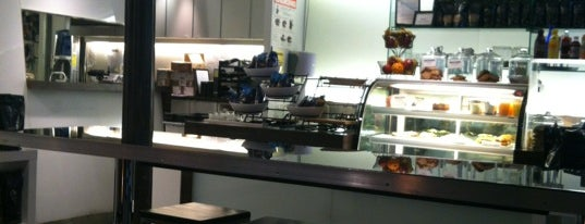 FIKA Espresso Bar is one of NY Espresso.