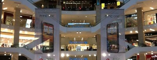Pavilion Kuala Lumpur is one of Shopping Mall..
