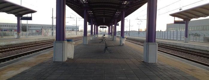 Stazione Albairate-Vermezzo is one of Linee S e Passante Ferroviario di Milano.