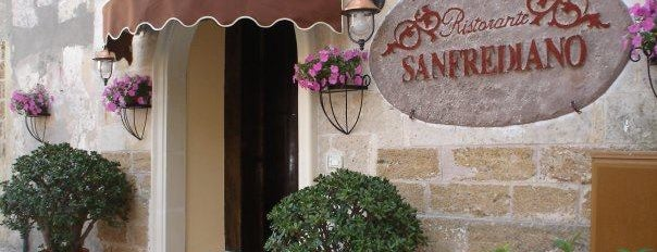 Ristorante Sanfrrediano-Mesagne- is one of Cosa visitare.