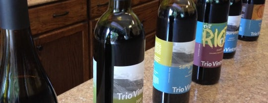 Trio Vintners is one of Daily Sip Deals.