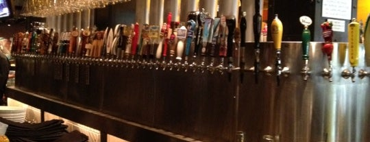 Yard House is one of Craft beer around the world.