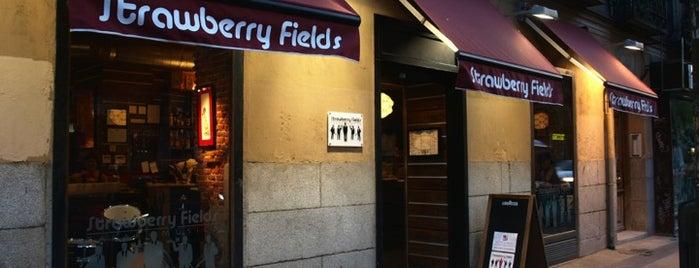 Strawberry Fields is one of Best Burgers in Spain.