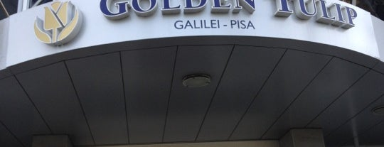Golden Tulip Galilei is one of Golden Tulip Hotels.