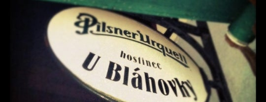 Hostinec U Bláhovky is one of The Best of Brno #4sqCities.
