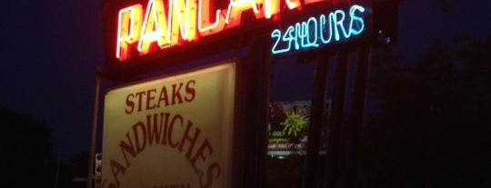 Uncle Bill's Pancake and Dinner House is one of Where to find a late-night meal.