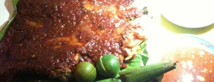 Boomtown is one of makan sedap.