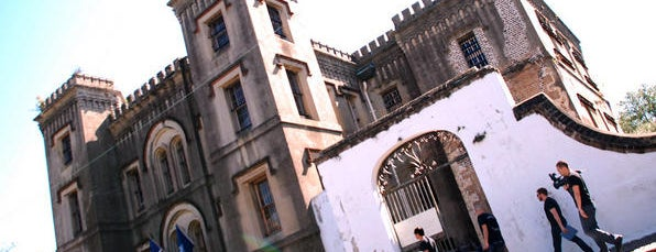 Old City Jail is one of Ghost Adventures Lockdowns.