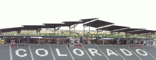 Dick's Sporting Goods Park is one of BADGE.