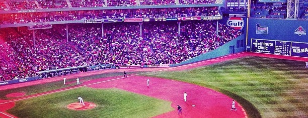 Fenway Park is one of Best Stadiums.