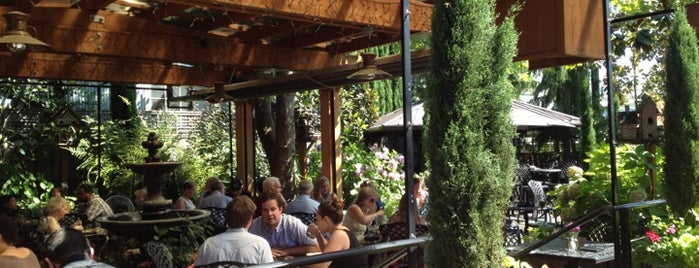 Meriwether's Restaurant is one of Hough.Studio PDX.