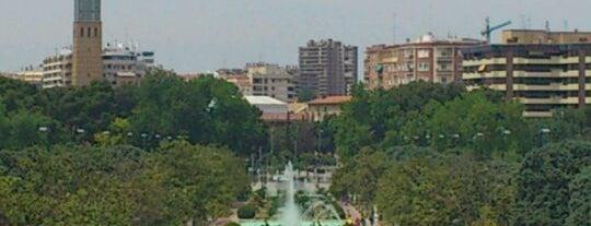 Parque José Antonio Labordeta - Parque Grande is one of Top 10 de Lugares de Zaragoza.