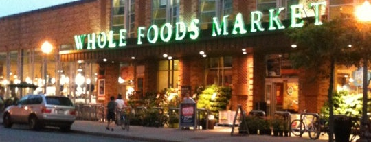 Whole Foods Market is one of Places to Shop.