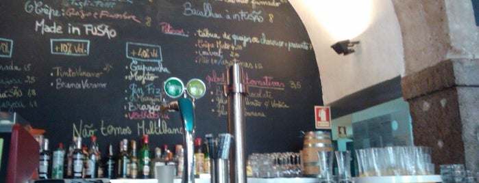 Infusao - Creperie is one of Os melhores cafés de Lisboa.