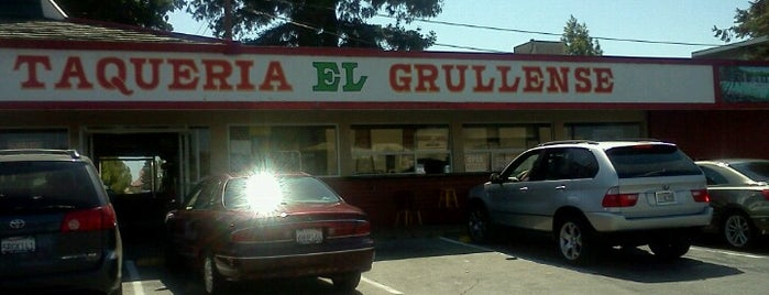 Taqueria El Grullense is one of Dining in the Peninsula (SF bay area).