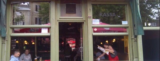Kassa 4 is one of Must-visit Nightlife Spots in Antwerpen.
