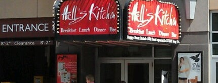 Hell's Kitchen is one of Dining spots.